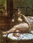Walter Sickert La Hollandaise oil painting picture wholesale