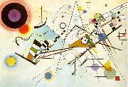 Wassily Kandinsky Composition VIII oil painting picture wholesale