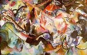 Wassily Kandinsky Composition VI oil painting picture wholesale