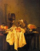 Willem Claesz Heda Still Life 001 oil painting picture wholesale