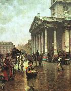 William Logsdail St.Martin in the Fields oil painting picture wholesale