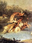 ZUCCARELLI  Francesco The Rape of Europa (detail) oil painting picture wholesale