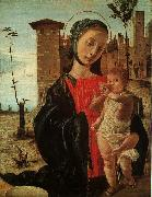 BRAMANTINO Virgin and Child oil painting reproduction