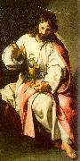 Cano, Alonso St. John the Evangelist with the Poisoned Cup a oil painting