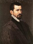 Portrait of Hubert Goltzius g