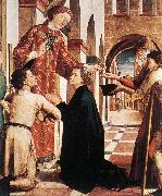 St Lawrence Distributing the Alms ag