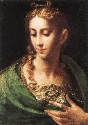 PARMIGIANINO Pallas Athene af oil painting picture wholesale