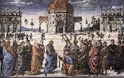 Christ Handing the Keys to St. Peter af