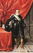 Henry IV, King of France in Armour F