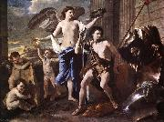 POUSSIN, Nicolas The Triumph of David a oil painting picture wholesale