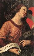 RAFFAELLO Sanzio Angel (fragment of the Baronci Altarpiece) dg oil painting picture wholesale