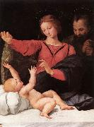 RAFFAELLO Sanzio Madonna of Loreto (Madonna del Velo) at oil painting reproduction