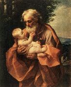 St Joseph with the Infant Jesus dy