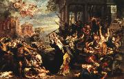 RUBENS, Pieter Pauwel Massacre of the Innocents AF oil painting picture wholesale