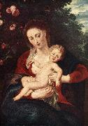 RUBENS, Pieter Pauwel Virgin and Child AG oil painting reproduction