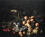 RUOPPOLO, Giovanni Battista Still-life in a Landscape asf oil painting picture wholesale