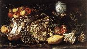 SALINI, Tommaso Still-life with Fruit, Vegetables and Animals f oil painting picture wholesale