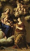 SASSOFERRATO The Mystic Marriage of St. Catherine f oil painting picture wholesale