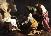 SCHEDONI, Bartolomeo The Two Marys at the Tomb SG oil painting picture wholesale