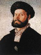 SCOREL, Jan van Portrait of a Venetian Man af oil painting picture wholesale