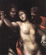 The Death of Lucretia kjh