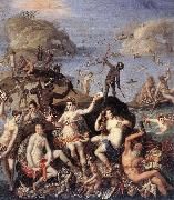 ZUCCHI, Jacopo The Coral Fishers awr oil painting picture wholesale