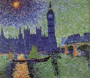 Andre Derain Houses of Parliament London