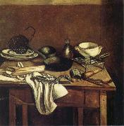 Andre Derain The Table in the kitchen