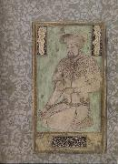Bihzad Study oil painting reproduction