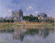 Claude Monet View of the Church at Venon