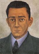 Portrait of the Engineer Eduardo Morillo Safa