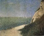 Impression Figure of Landscape