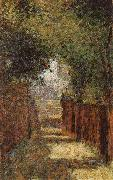 Georges Seurat Spring oil painting reproduction