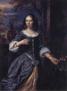 Govert flinck Margaretha Tulp oil painting