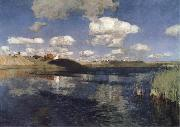 Levitan, Isaak Lake