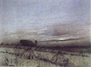Levitan, Isaak Landscape oil painting reproduction