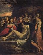 PARMIGIANINO The Entombment oil painting reproduction