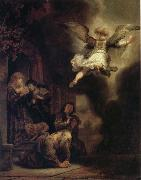 The Archangel Raphael Taking Leave of the Tobit Family