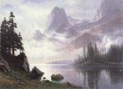 Albert Bierstadt Mountain of the Mist