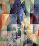 Delaunay, Robert Several Window