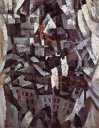 Delaunay, Robert City oil painting