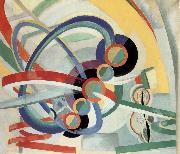 Delaunay, Robert Propeller and melodic