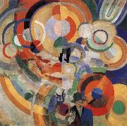 Delaunay, Robert The pig eddy