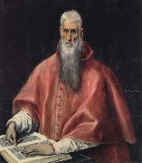 El Greco St.Jerome oil painting reproduction
