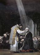 Francisco de Goya Last Communion of St Joseph of Calasanz oil painting artist