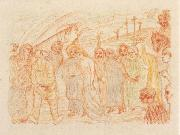 James Ensor The Descent from Calvary oil painting