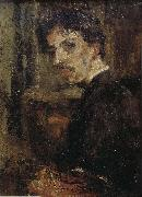 Self-Portrait,Called The Little Head