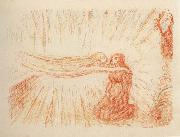 James Ensor The Annunciation oil painting reproduction