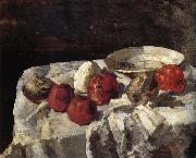 James Ensor The Red apples