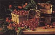 Levi Wells Prentice Country Berries oil painting artist